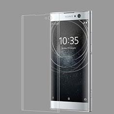 Schutzfolie Displayschutzfolie Panzerfolie Gehärtetes Glas Glasfolie Skins zum Aufkleben Panzerglas T01 für Sony Xperia XA2 Klar