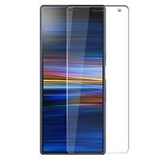 Schutzfolie Displayschutzfolie Panzerfolie Gehärtetes Glas Glasfolie Skins zum Aufkleben Panzerglas T01 für Sony Xperia XA3 Ultra Klar