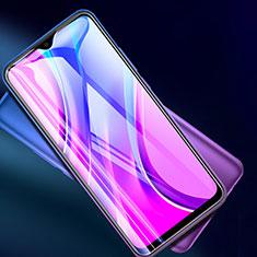 Schutzfolie Displayschutzfolie Panzerfolie Gehärtetes Glas Glasfolie Skins zum Aufkleben Panzerglas T01 für Xiaomi Redmi 9 Klar