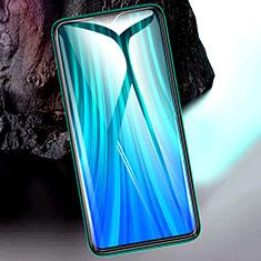 Schutzfolie Displayschutzfolie Panzerfolie Gehärtetes Glas Glasfolie Skins zum Aufkleben Panzerglas T01 für Xiaomi Redmi Note 8 Pro Klar