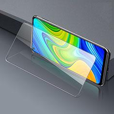 Schutzfolie Displayschutzfolie Panzerfolie Gehärtetes Glas Glasfolie Skins zum Aufkleben Panzerglas T01 für Xiaomi Redmi Note 9 Klar