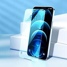 Schutzfolie Displayschutzfolie Panzerfolie Gehärtetes Glas Glasfolie Skins zum Aufkleben Panzerglas T02 für Apple iPhone 12 Klar