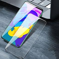 Schutzfolie Displayschutzfolie Panzerfolie Gehärtetes Glas Glasfolie Skins zum Aufkleben Panzerglas T02 für Huawei Honor Play4T Klar