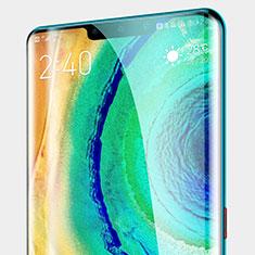 Schutzfolie Displayschutzfolie Panzerfolie Gehärtetes Glas Glasfolie Skins zum Aufkleben Panzerglas T02 für Huawei Mate 30 Pro 5G Klar