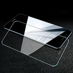 Schutzfolie Displayschutzfolie Panzerfolie Gehärtetes Glas Glasfolie Skins zum Aufkleben Panzerglas T02 für Huawei Y6 (2018) Klar