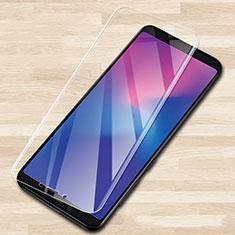 Schutzfolie Displayschutzfolie Panzerfolie Gehärtetes Glas Glasfolie Skins zum Aufkleben Panzerglas T02 für Samsung Galaxy A6s Klar