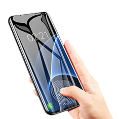 Schutzfolie Displayschutzfolie Panzerfolie Gehärtetes Glas Glasfolie Skins zum Aufkleben Panzerglas T02 für Samsung Galaxy A80 Klar