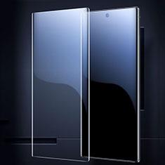 Schutzfolie Displayschutzfolie Panzerfolie Gehärtetes Glas Glasfolie Skins zum Aufkleben Panzerglas T02 für Samsung Galaxy S20 Ultra 5G Klar
