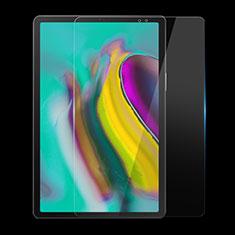 Schutzfolie Displayschutzfolie Panzerfolie Gehärtetes Glas Glasfolie Skins zum Aufkleben Panzerglas T02 für Samsung Galaxy Tab S5e 4G 10.5 SM-T725 Klar