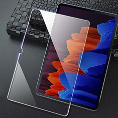 Schutzfolie Displayschutzfolie Panzerfolie Gehärtetes Glas Glasfolie Skins zum Aufkleben Panzerglas T02 für Samsung Galaxy Tab S7 4G 11 SM-T875 Klar