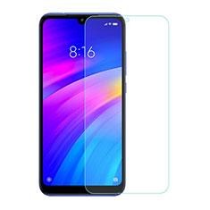Schutzfolie Displayschutzfolie Panzerfolie Gehärtetes Glas Glasfolie Skins zum Aufkleben Panzerglas T02 für Xiaomi Redmi 7 Klar