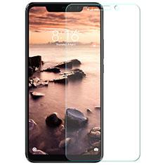 Schutzfolie Displayschutzfolie Panzerfolie Gehärtetes Glas Glasfolie Skins zum Aufkleben Panzerglas T02 für Xiaomi Redmi Note 6 Pro Klar