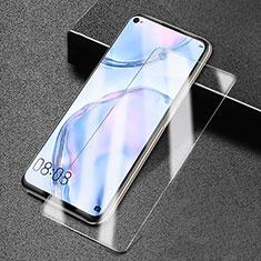 Schutzfolie Displayschutzfolie Panzerfolie Gehärtetes Glas Glasfolie Skins zum Aufkleben Panzerglas T03 für Huawei Nova 7i Klar
