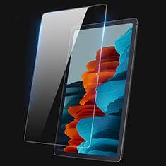 Schutzfolie Displayschutzfolie Panzerfolie Gehärtetes Glas Glasfolie Skins zum Aufkleben Panzerglas T03 für Samsung Galaxy Tab S7 4G 11 SM-T875 Klar
