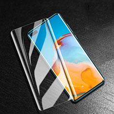 Schutzfolie Displayschutzfolie Panzerfolie Gehärtetes Glas Glasfolie Skins zum Aufkleben Panzerglas T04 für Huawei P40 Pro+ Plus Klar