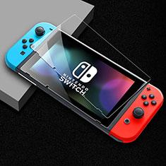 Schutzfolie Displayschutzfolie Panzerfolie Gehärtetes Glas Glasfolie Skins zum Aufkleben Panzerglas T05 für Nintendo Switch Klar
