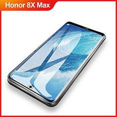 Schutzfolie Displayschutzfolie Panzerfolie Gehärtetes Glas Glasfolie Skins zum Aufkleben Panzerglas T07 für Huawei Honor 8X Max Klar