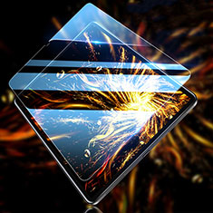 Schutzfolie Displayschutzfolie Panzerfolie Gehärtetes Glas Glasfolie Skins zum Aufkleben Panzerglas T08 für Apple iPad Pro 11 (2020) Klar