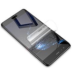 Schutzfolie Displayschutzfolie Panzerfolie Skins zum Aufkleben F02 für Huawei P10 Klar
