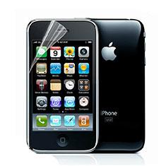 Schutzfolie Displayschutzfolie Panzerfolie Skins zum Aufkleben für Apple iPhone 3G 3GS Klar
