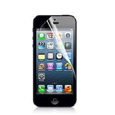 Schutzfolie Displayschutzfolie Panzerfolie Skins zum Aufkleben für Apple iPhone 5 Klar
