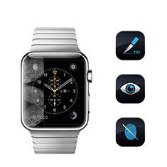 Schutzfolie Displayschutzfolie Panzerfolie Skins zum Aufkleben für Apple iWatch 2 42mm Klar