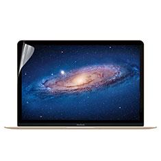 Schutzfolie Displayschutzfolie Panzerfolie Skins zum Aufkleben für Apple MacBook 12 zoll Klar