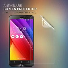 Schutzfolie Displayschutzfolie Panzerfolie Skins zum Aufkleben für Asus Zenfone Go ZB452KG ZB551KL Klar