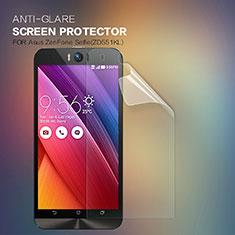 Schutzfolie Displayschutzfolie Panzerfolie Skins zum Aufkleben für Asus Zenfone Selfie ZD551KL Klar