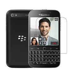 Schutzfolie Displayschutzfolie Panzerfolie Skins zum Aufkleben für Blackberry Classic Q20 Klar