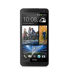 Schutzfolie Displayschutzfolie Panzerfolie Skins zum Aufkleben für HTC One M7 Klar