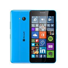 Schutzfolie Displayschutzfolie Panzerfolie Skins zum Aufkleben für Microsoft Lumia 640 Klar