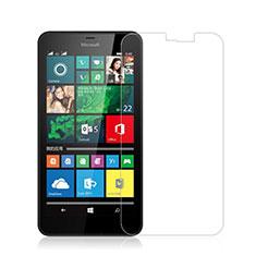 Schutzfolie Displayschutzfolie Panzerfolie Skins zum Aufkleben für Microsoft Lumia 640 XL Lte Klar