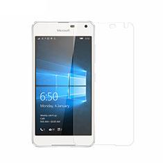 Schutzfolie Displayschutzfolie Panzerfolie Skins zum Aufkleben für Microsoft Lumia 650 Klar