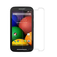 Schutzfolie Displayschutzfolie Panzerfolie Skins zum Aufkleben für Motorola Moto E XT1021 Klar