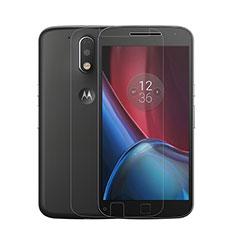 Schutzfolie Displayschutzfolie Panzerfolie Skins zum Aufkleben für Motorola Moto G4 Plus Klar