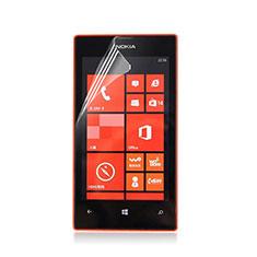 Schutzfolie Displayschutzfolie Panzerfolie Skins zum Aufkleben für Nokia Lumia 525 Klar