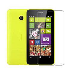 Schutzfolie Displayschutzfolie Panzerfolie Skins zum Aufkleben für Nokia Lumia 635 Klar