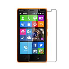 Schutzfolie Displayschutzfolie Panzerfolie Skins zum Aufkleben für Nokia X2 Dual Sim Klar