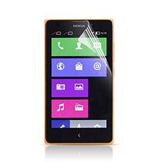 Schutzfolie Displayschutzfolie Panzerfolie Skins zum Aufkleben für Nokia XL Klar
