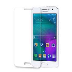 Schutzfolie Displayschutzfolie Panzerfolie Skins zum Aufkleben für Samsung Galaxy A3 SM-300F Klar