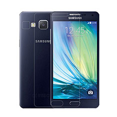 Schutzfolie Displayschutzfolie Panzerfolie Skins zum Aufkleben für Samsung Galaxy A5 SM-500F Klar