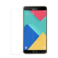Schutzfolie Displayschutzfolie Panzerfolie Skins zum Aufkleben für Samsung Galaxy A9 (2016) A9000 Klar