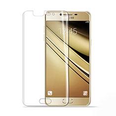 Schutzfolie Displayschutzfolie Panzerfolie Skins zum Aufkleben für Samsung Galaxy C7 SM-C7000 Klar