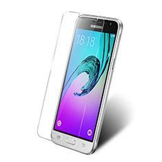 Schutzfolie Displayschutzfolie Panzerfolie Skins zum Aufkleben für Samsung Galaxy J3 Klar