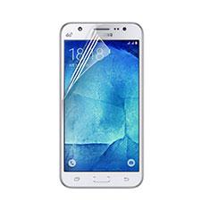 Schutzfolie Displayschutzfolie Panzerfolie Skins zum Aufkleben für Samsung Galaxy J5 SM-J500F Klar