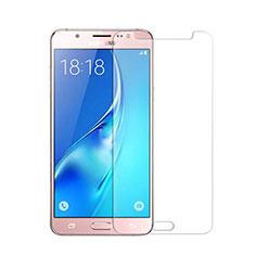 Schutzfolie Displayschutzfolie Panzerfolie Skins zum Aufkleben für Samsung Galaxy J7 (2016) J710F J710FN Klar