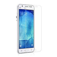 Schutzfolie Displayschutzfolie Panzerfolie Skins zum Aufkleben für Samsung Galaxy J7 SM-J700F J700H Klar