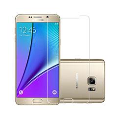 Schutzfolie Displayschutzfolie Panzerfolie Skins zum Aufkleben für Samsung Galaxy Note 5 N9200 N920 N920F Klar