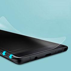 Schutzfolie Displayschutzfolie Panzerfolie Skins zum Aufkleben für Samsung Galaxy Note 8 Duos N950F Klar